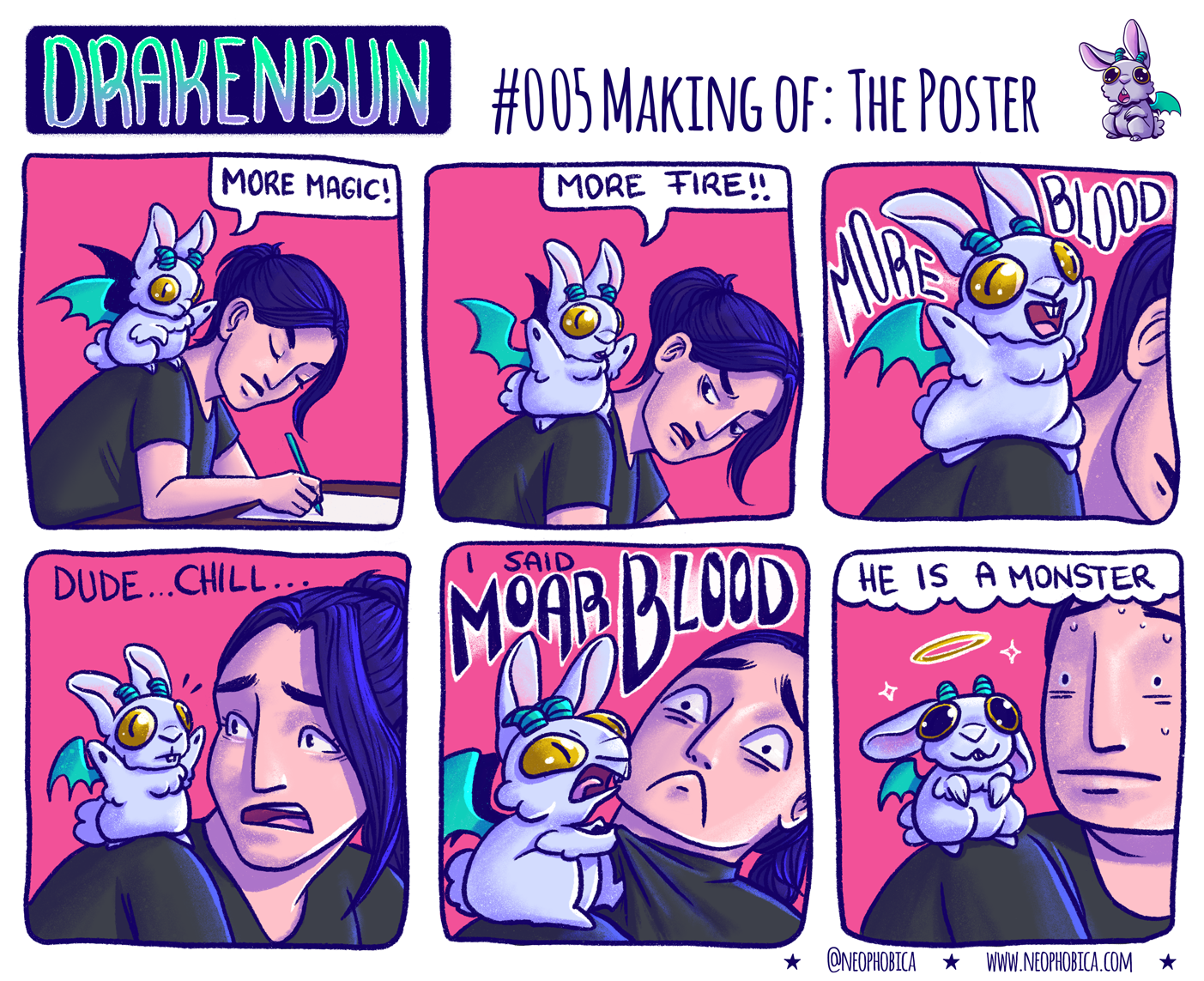#005 Making of: The Poster