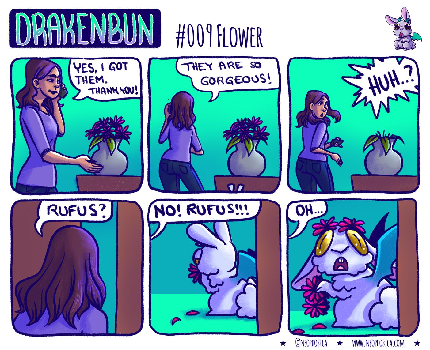 #009 Flower