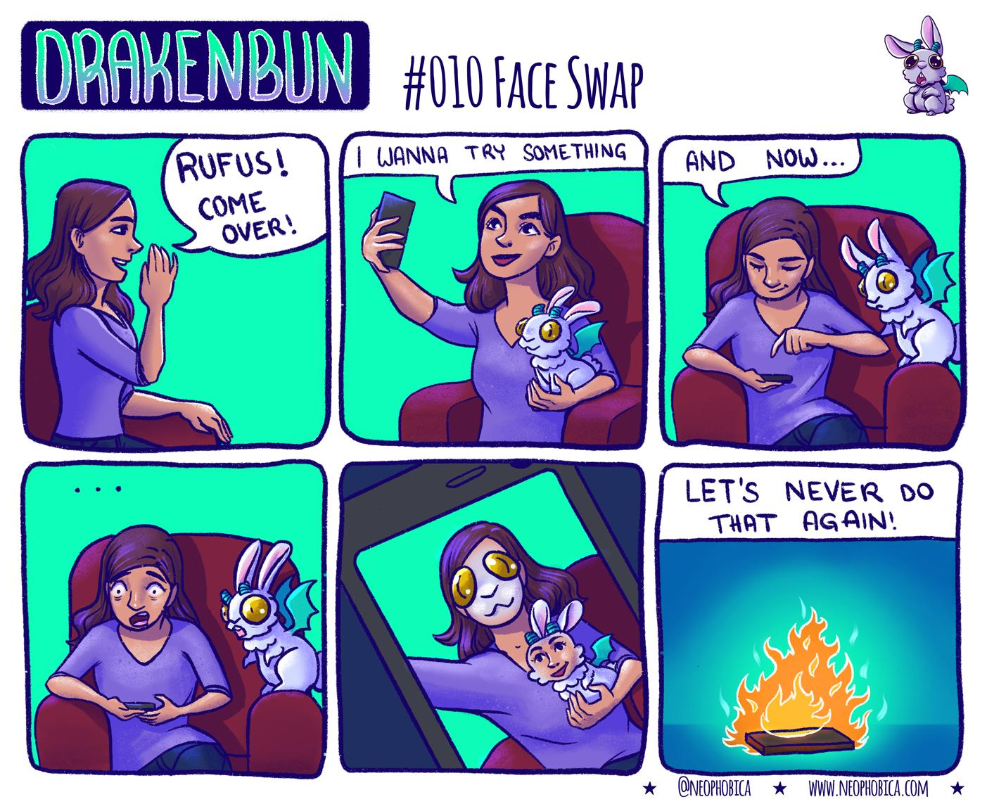 #010 Face Swap