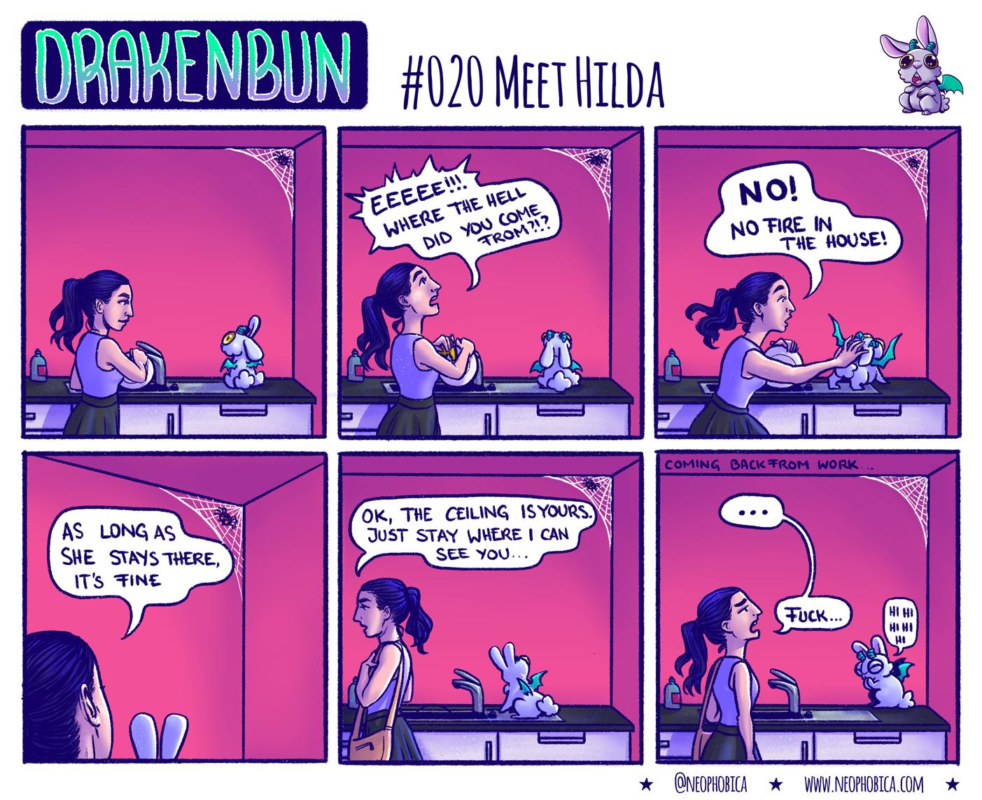 #020 Meet Hilda