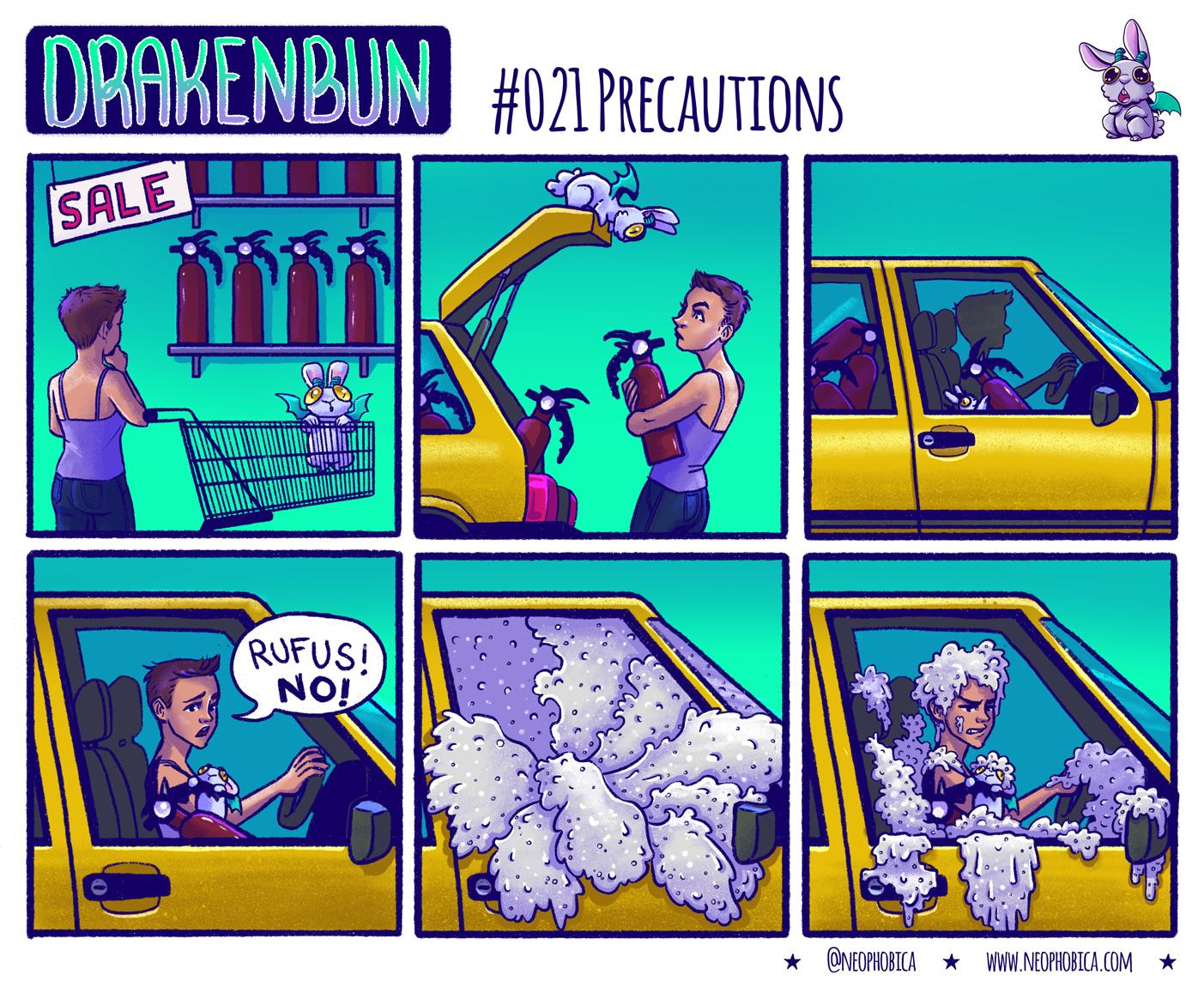 #021 Precautions