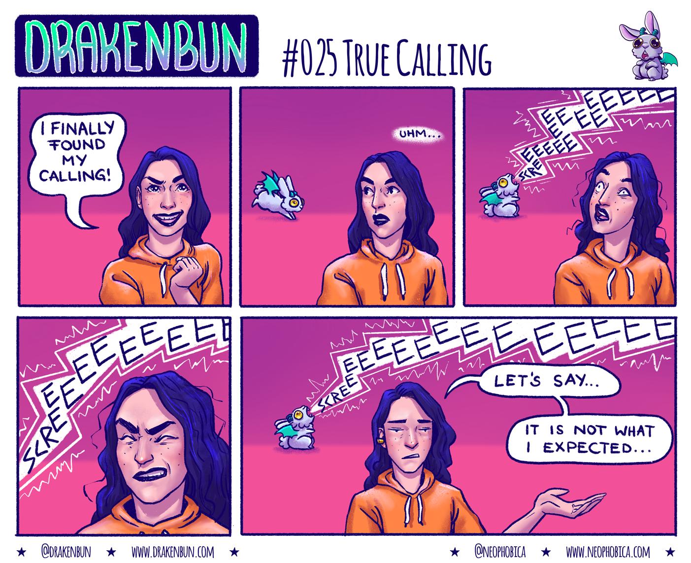 #025 – True Calling
