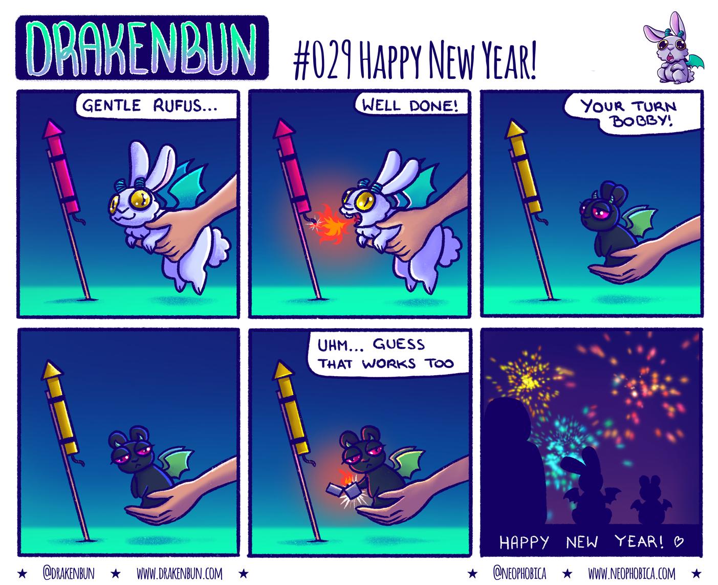 #029 Happy New Year