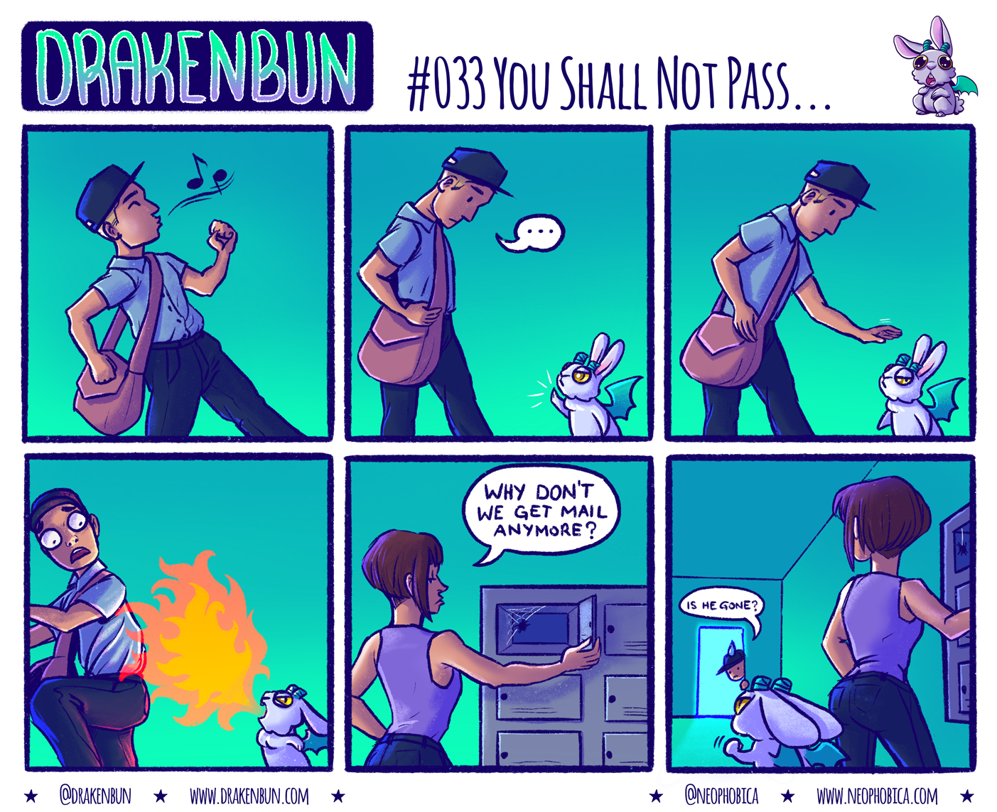 #033 You Shall Not Pass…