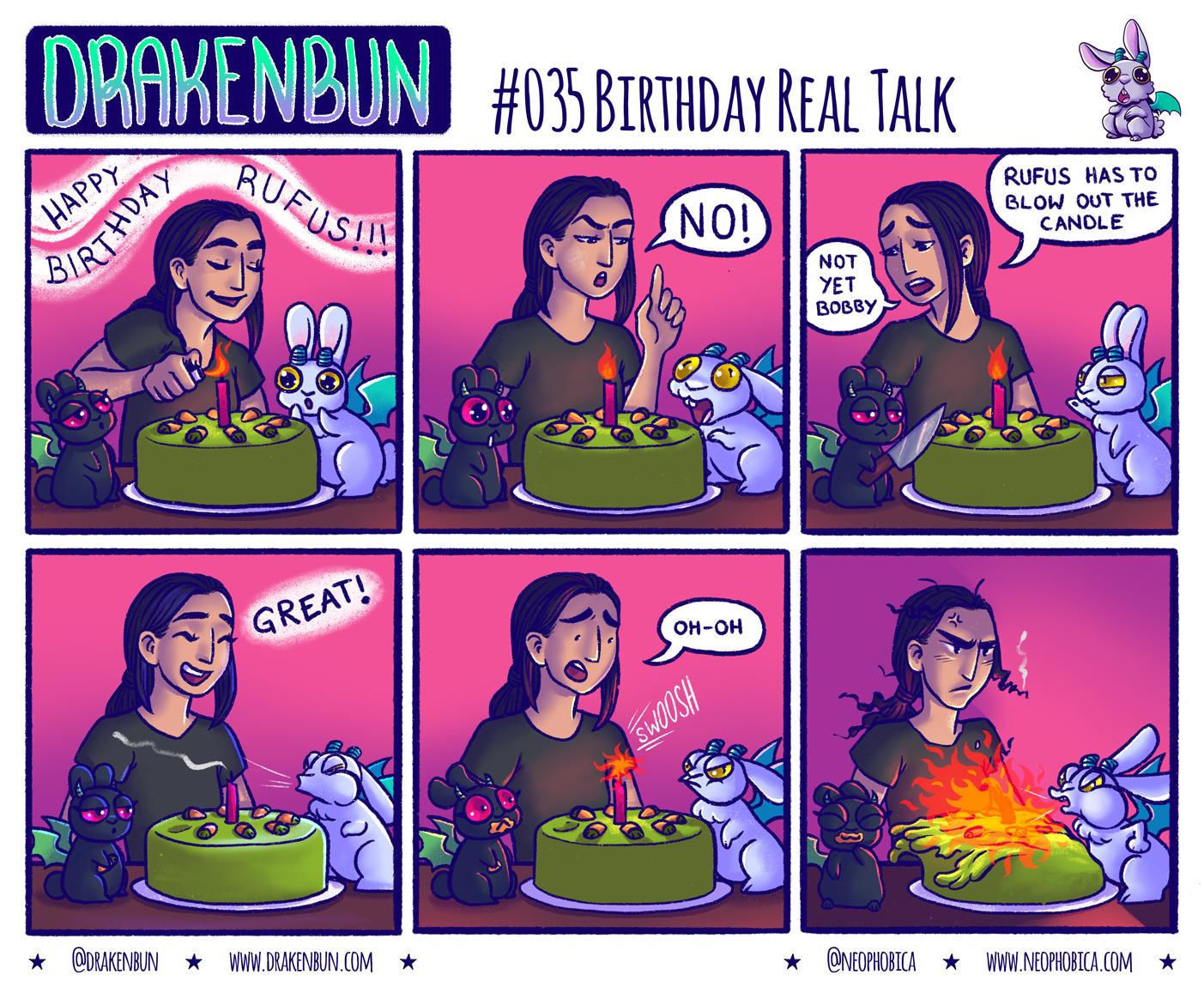 #035 Birthday Real Talk
