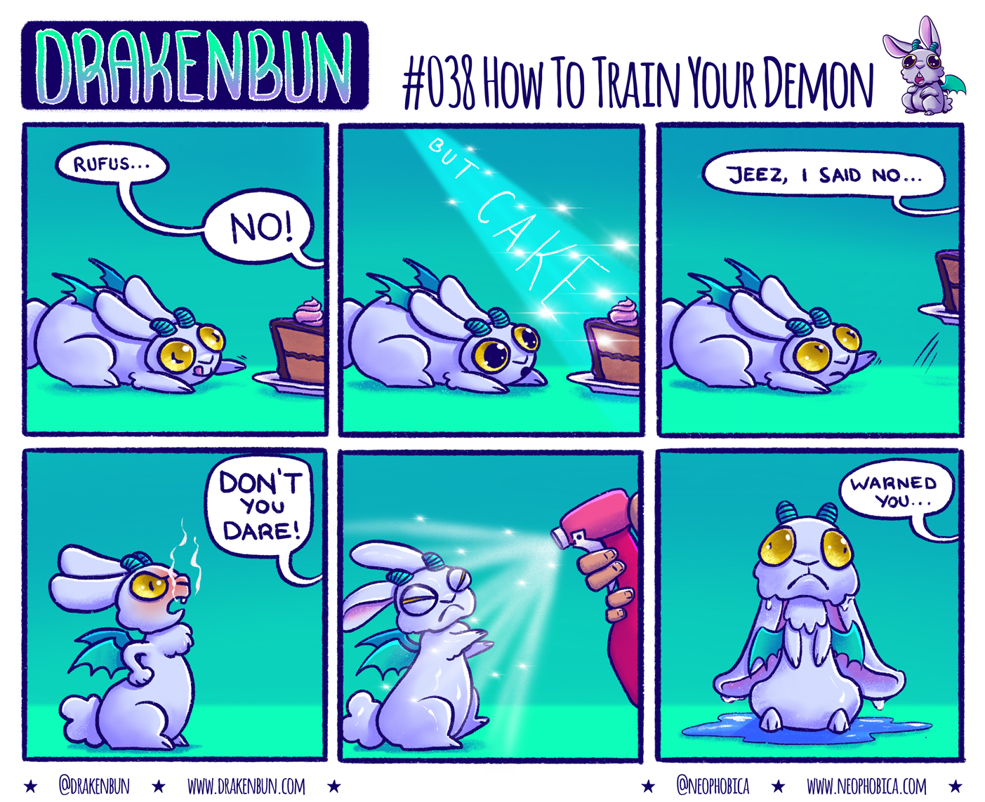 #038 How To Train Your Demon