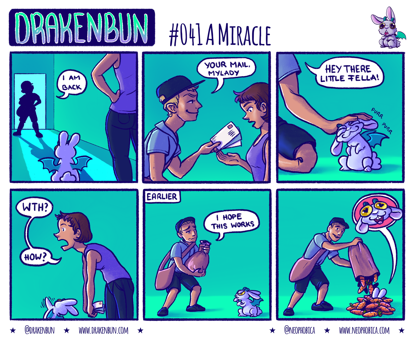 #041 A Miracle