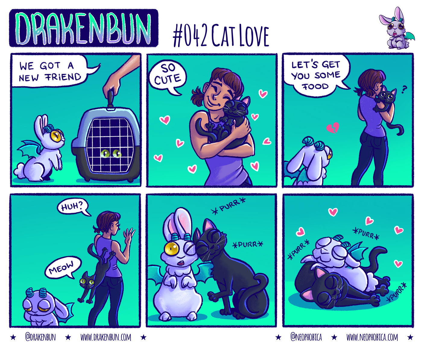 #042 Cat Love