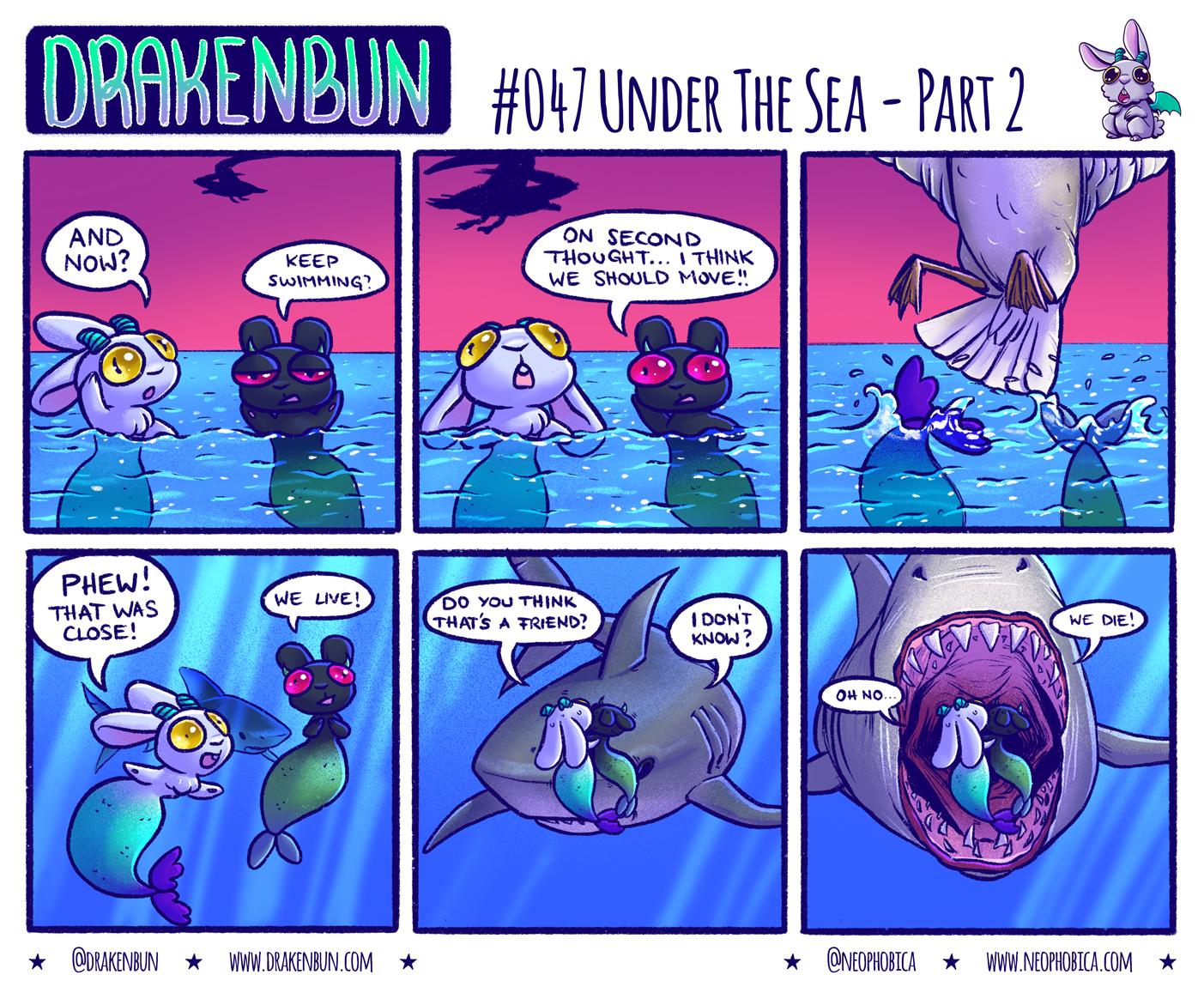 #047 Under The Sea – Part 2