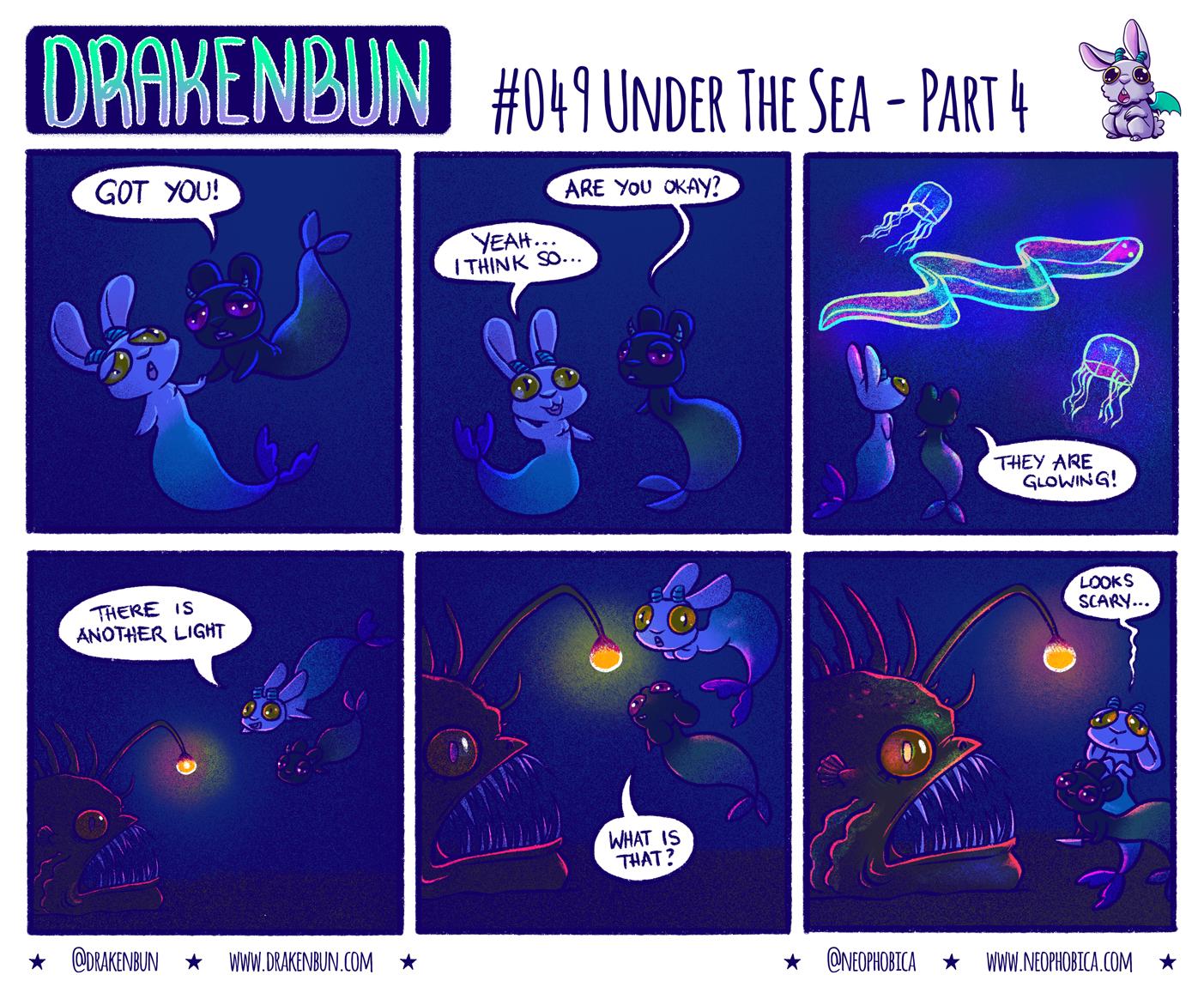 #049 Under The Sea – Part 4