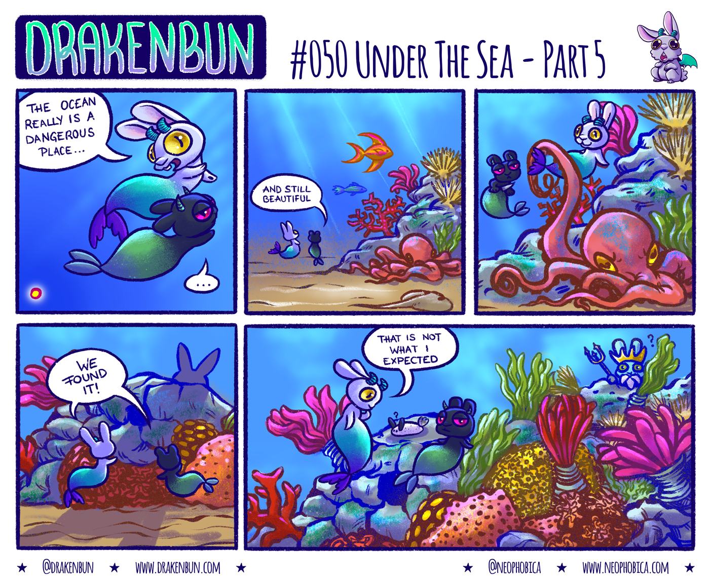 #050 Under The Sea – Part 5