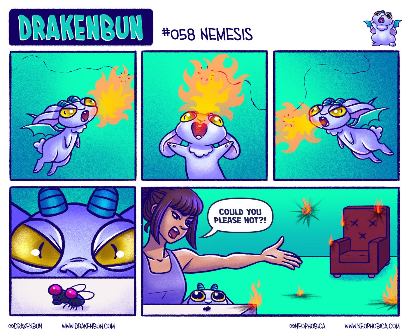 #058 Nemesis