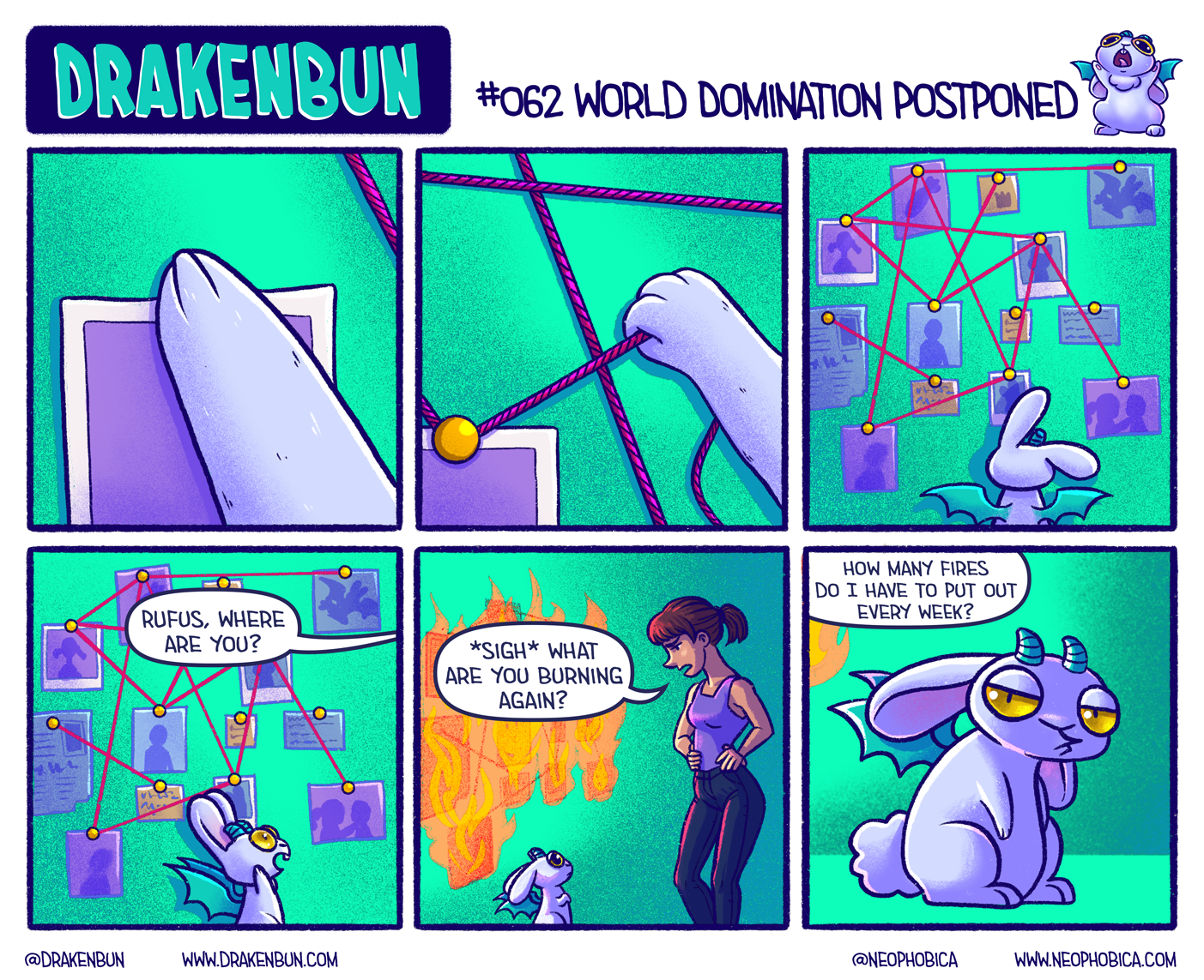 #062 World Domination Postponed