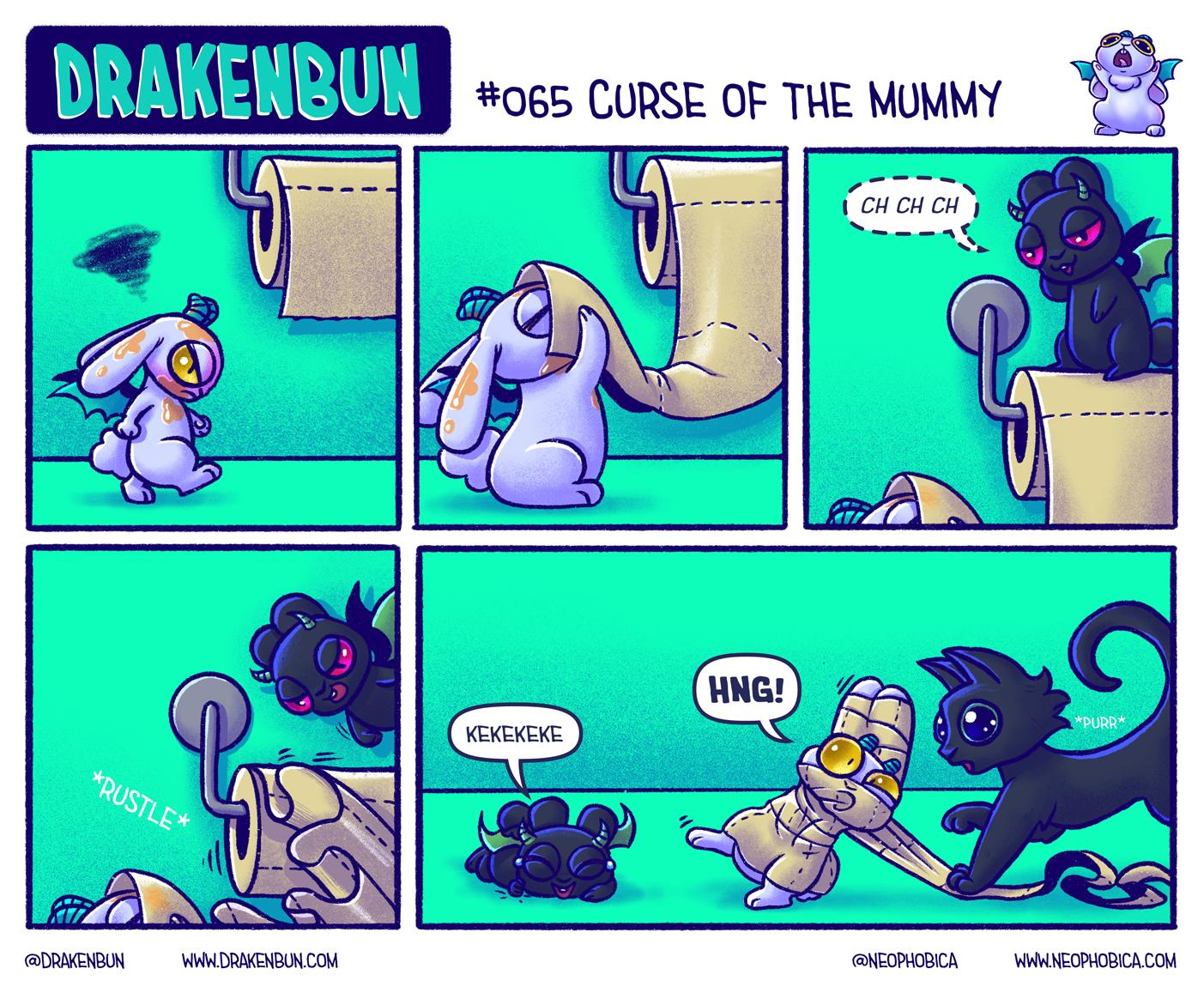 #065 Curse of the Mummy