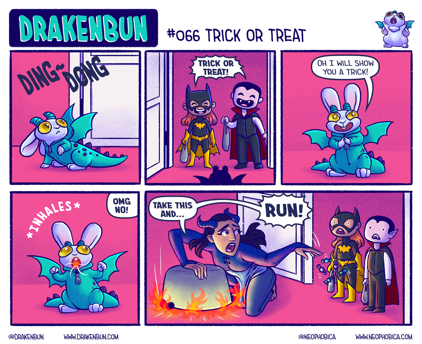 #066 Trick or Treat