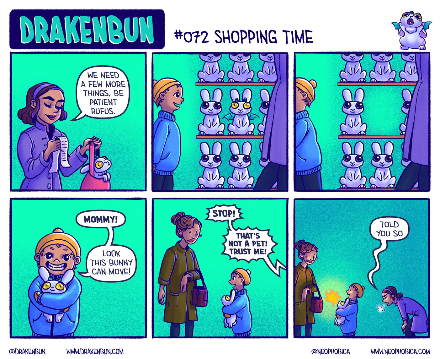 #072 Shopping Time